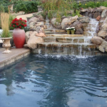 Mosaic Tile and Remodel - Water Features